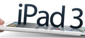 iPad3 rumor